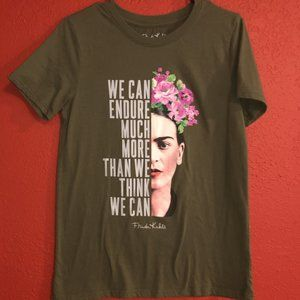 Frida Kahlo We Can Endure Much More Than We Think